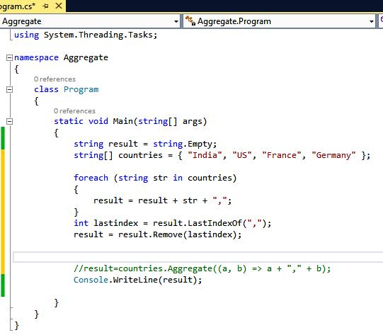code no aggre